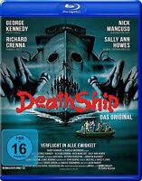 DEATH SHIP [Blu-ray] (1980) George Kennedy Rare German Import Nazi Horror Movie