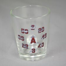 Los Angeles Angels MLB Signature Shot Glass