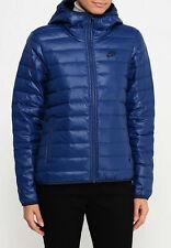 Nike Women's NSW Down Fill Jacket NEW 805082-423 blue navy 550 Fill Down SZ S