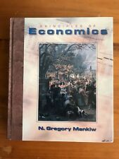 Economics by Taylor, Mark P., Mankiw, N. Gregory