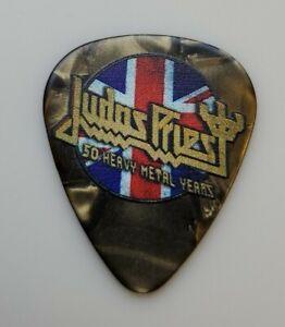 Judas Priest guitar pick - Rob Halford 2021 - 50 Heavy Metal Years - METAL GOD