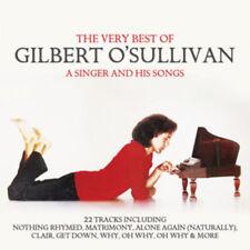 Gilbert O'Sullivan : The Very Best of Gilbert O'Sullivan: A Singer and His