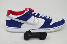 Nike SB Dunk Low Pro iw Ishod Wair Qs Size UK 8 EUR 42.5 US 9 839685-416
