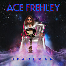 Ace Frehley SPACEMAN 180g +MP3s LIMITED EDITION New Silver Colored Vinyl LP