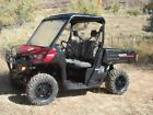 2016 CAN AM DEFENDER XT POWER STEERING WINCH TOP WINDSHIELD STOMPS RANGER!!