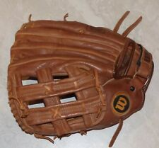 Wilson Extra A2916 Snap Action Left Hand Baseball Glove - Used