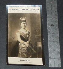 PHOTO IMAGE FELIX POTIN 2ème ALBUM 1910 IMPERATRICE HARUKO JAPON 昭憲皇后 Shōken-kō