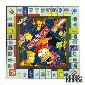 Monopoly The Simpsons Treehouse of Horror | 2005 | Game Replacement Parts