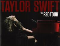 TAYLOR SWIFT 2013 THE RED TOUR CONCERT PROGRAM BOOK BOOKLET & POSTER / NM 2 MINT