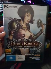King's Bounty - Armored Princess - PC GAME - FREE POST *