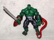 The Incredible Hulk Classics WAR HULK Marvel Legends RARE 2004