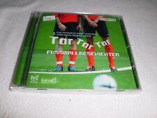 Tor, Tor, Tor. - Fußballgeschichten CD - OVP