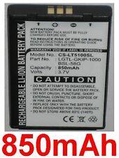 Batteria 850mAh Per LG L5100 M4300 T5100, BSL-58G, LGTL-GKIP-1000, SBPL0072126