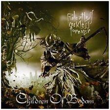 Relentless Reckless Forever CHILDREN OF BODOM CD ( FREE SHIPPING)