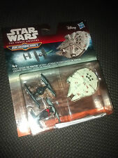 STAR WARS Micro Machines First Order Tie Fighter Attack Set - Great Collectable