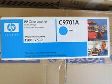 Toner HP Originale C9701A (HP LaserJet Serie 1500 / 2500 Colore Ciano)