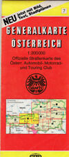 Generalkarte Östereich Blatt 7 1979/80 (AGF2179)