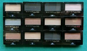 Lot 2 Maybelline Expert Wear Eye Shadow Choose your Shade 0.08 oz