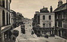 Galway. William Street # 61986 by Valentine's. Tram.