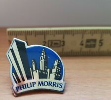 Philip Morris, Skyline, Pin