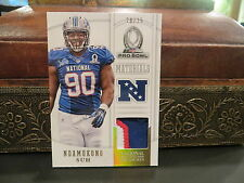 National Treasures Pro Bowl Materials Jersey Lions Ndamukong Suh 20/25  2013