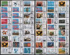 Privatpost individuelle personalisierte Marke Portocard gestempelt auf Papier
