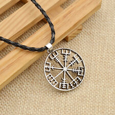Womens Compass Shaped Necklace Lobster Clasp Chain Jewelry Craft Pendant Decor