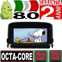 4GB RAM ANDROID 8.0 OPEL MOKKA 2012 - 2016 AUTO RADIO DVD GPS USB CAR WIFI 3G