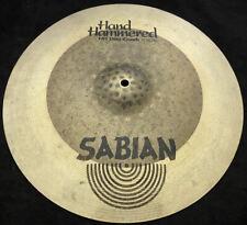 "16"" Sabian Hh Hand Hammered Duo Omni Crash Cymbal Thin"