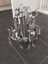 John Lewis Chrome Lampshades & Lightshades