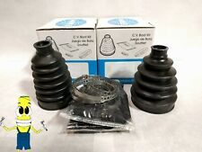 Rear Inner & Outer CV Axle Boot Kit Jeep Patriot 2008-2017 w/ 4WD