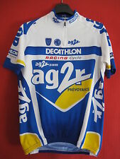 Maillot cycliste Ag2R Prevoyance Decathlon tour de France 2004 - L