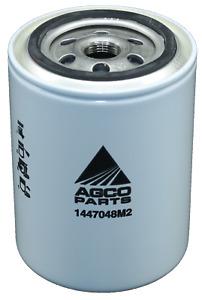 Agco Parts New Genuine Oil Filter Element 1447048M2