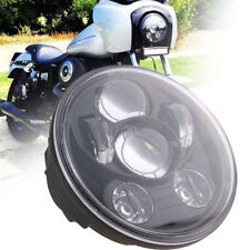 Harley LED 5.75 5 3/4 Motorcycle Projector Light Bulb Headlight Headlamp DOT