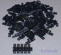 LEGO Technik - 100 x Kettenglied breit schwarz / Kettenglieder / 3873 NEUWARE