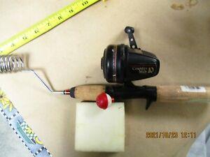 Nice KAYAK and Ice fishing Stub caster, Dock Rod, Johnson 10 mile , Emmrod ROD
