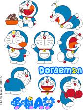 Doraemon Skateboard Snowboard Luggage Car Bike Vinyl Stickers F0055