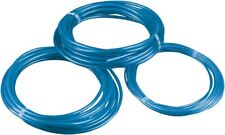 Parts Unlimited 0706-0106 Blue Polyurethane Fuel Line 1/4in. I.D. x 25ft.