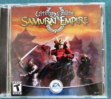 Ultima Online: Samurai Empire (Pc, 2004)