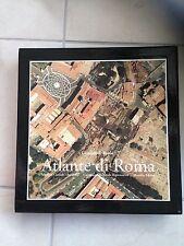 ATLANTE DI ROMA (La forma del Centro Storico), Ed. Marsilio, 1996