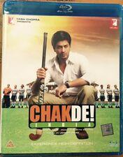 CHAK DE INDIA BLU-RAY - SHAHRUKH KHAN - BOLLYWOOD MOVIE BLURAY / SPECIAL EDITION