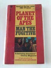 Planet of The Apes - Man The Fugitive - Novelization by George Alec Effinger