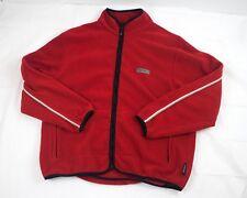Nautica Competition Long Sleeve Full Zip Fleece Jacket Size XL