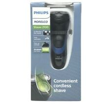 Philips Norelco S1560/81 Shaver 2100 Rechargeable- Black NEW, SEALED