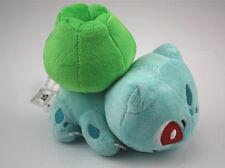 Pokemon Center Bulbasaur Plush Doll Soft Figure Stuffed Toy 5 Inch Gift US Ship