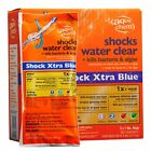 New Aqua Chem 5-Pack Shock Xtra Blue for Swimming Pools, 5 Pounds, Free Shipping