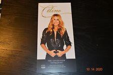 Celine Dion 2017-2018 Colosseum Brochure