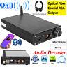 NFJ&FXAUDIO DAC-X6MKII Bluetooth5.0 DAC Decoder Digital Amplifier For Headphone