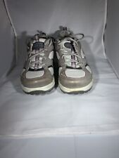 Skechers Shape Up Shoes Size 10 Gray and Pink Tennis Shoes