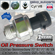 Oil Pressure Switch 5.7 6.0 6.2 For Holden Commodore VT VX VY VZ VE V8 LS1 LS2